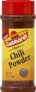 Gebhardt Chili Powder 6pk