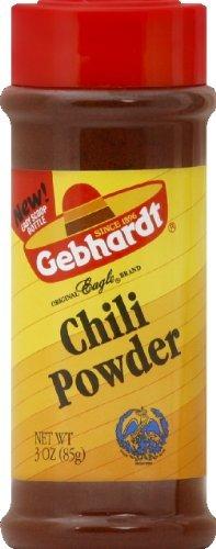 Gebhardt Chili Over item handling Atlanta Mall 6pk Powder
