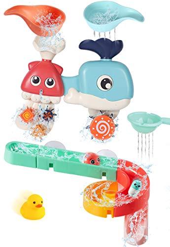 BESSENTIALS Baby Bath Toys Assemble Set - DIY Wall...