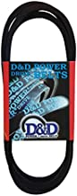 D&D PowerDrive A67/4L690 Atwood Machinery Replacement Belt, A/4L, 1 -Band, 69