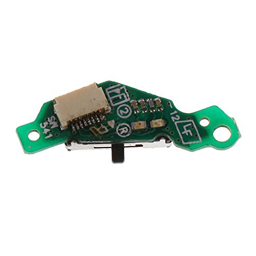 SM SunniMix PCB Unidad del Interruptor De La Energía En La Placa para Sony PSP 3000
