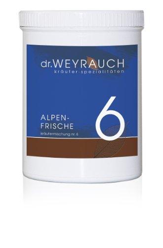Dr. Weyrauch Nr. 6- Alpenfrische 400 gr.