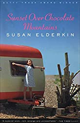 Books Set In Arizona: Sunset Over Chocolate Mountains by Susan Elderkin. Visit www.taleway.com to find books from around the world. arizona books, arizona novels, arizona literature, arizona fiction, best books set in arizona, popular books set in arizona, books about arizona, arizona reading challenge, arizona reading list, phoenix books, tucson books, arizona books to read, books to read before going to arizona, novels set in arizona, books to read about arizona, arizona authors, arizona packing list, arizona travel, arizona history, arizona travel books