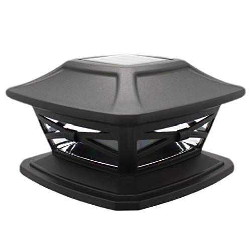 Davinci Flexfit Solar Post Cap Lights - Outdoor Lighting for 4x4 5x5...