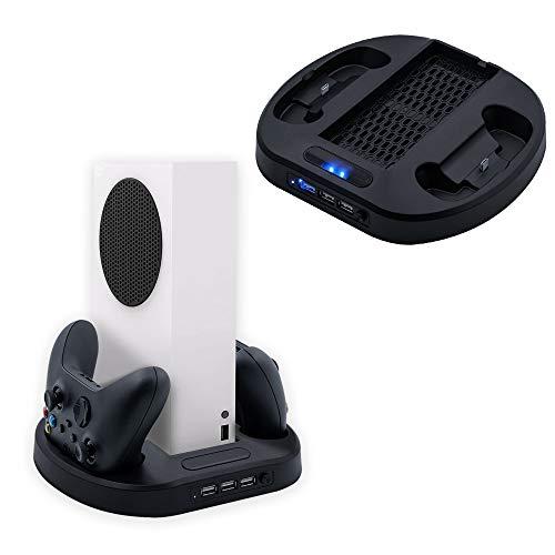 Mcbazel Soporte de Carga de Controlador Vertical para Xbox Series S, Estación...