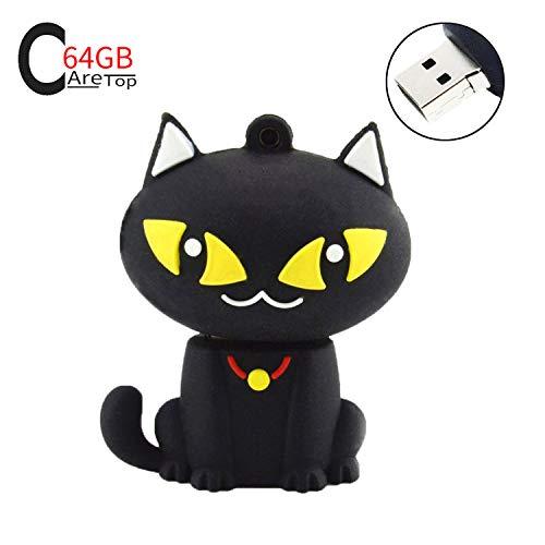 La clé USB en forme de chat