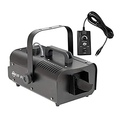 American DJ VF Flurry Snow Machine 600W High Output Area Effect with Wired Remote for Indoor or Outdoor use from ADJ