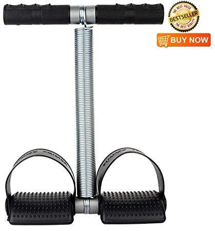 Darsy Single Spring Tummy Trimmer-Waist Trimmer-Abs Exerciser-Body Toner-Fat Buster- Multipurpose Fitness Equipment for Men and Women