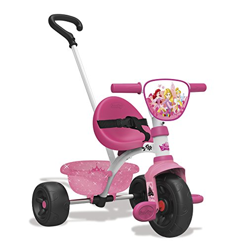 Smoby 740317 - Disney Princess Be Move Kinderfahrzeug