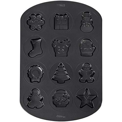 Catálogo de Cortadores de galletas navideños que puedes comprar esta semana. 12