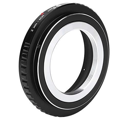 M39-NIK Zクローズアップアダプターリング用Zenit M39マウントレンズNikon Zマウントカメラに合うようにレンズ