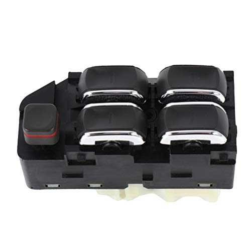 25668564 Power Window Switch Replacement Parts For 1997-99 Cadillac Deville Front Driver Side1996-97 Cadillac Seville Front Driver Side