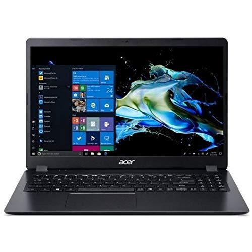 Acer EXTENSA 15 EX215-31 - Ordenador Portátil 15.6' HD (Intel N4020, 8GB RAM, 256GB SSD, Intel UHD Graphics , Negro- Teclado QWERTY Español, sin Sistema operativo)