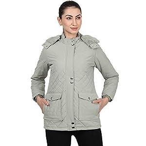Monte Carlo Women Grey Solid Jacket 8 41fzkXPdKsL. SS300