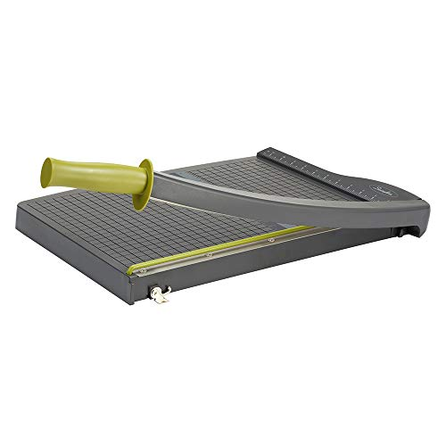 Swingline Paper Trimmer, Guillotine Paper Cutter, 15 inches Cut Length, 10 Sheet Capacity, ClassicCut Lite (9315)