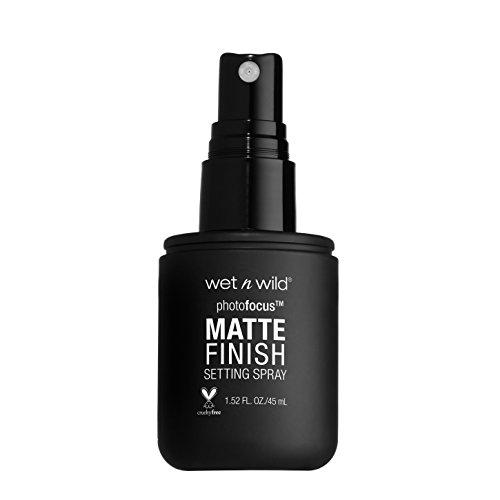Wet n Wild Photo Focus Matte Setting Spray, Matte Appeal, 45ml
