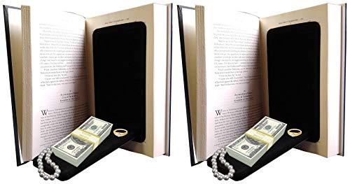 UniquExceptional 2-DIVERSION BOOK SAFE