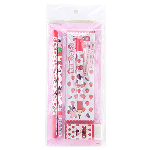 サカモト(Sakamoto) おやつマーケット文具セット アポロ 49910900