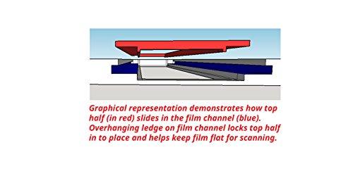127 Film Holder Compatible with V750/V700 Film scanners