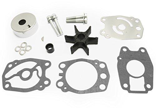 40HP Yamaha Outboard Water Pump Repair Kit Impeller Replacement Kit Sierra 18-3374 6F5-W0078-00