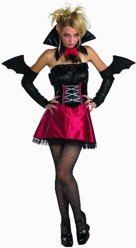 César - Disfraz de vampiresa para mujer, talla 36 (2461T)