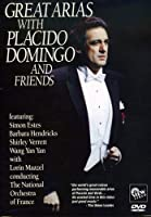 Great Arias With Placido Domingo & Friends [DVD] [Import]