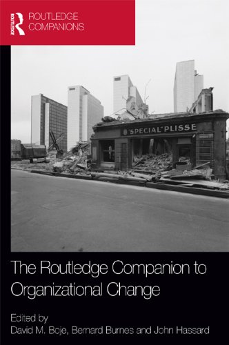 The Routledge Companion to Organizational Change (Routledge Companions in Business, Management and Marketing) (English Edition)