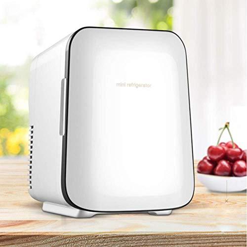 DGHJK Réfrigérateur de Voiture/Mini congélateur - Portable, Petit et léger, Faible Bruit, Faible consommation d'énergie, Conversion Chaude et Froide, Voiture 12V-4L