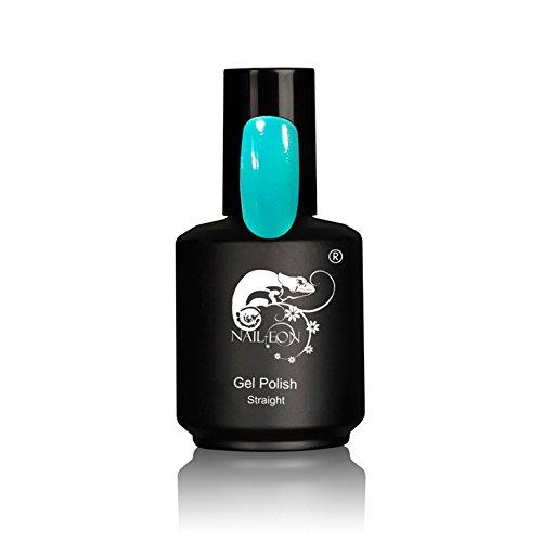 Vernis à ongles UV ou LED semi permanent 1034 turquoise 15ml