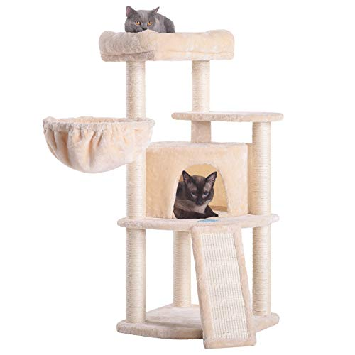 Corner Cat Tree -Space Saving Cat Tree