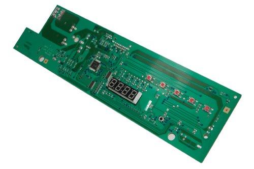 Bosch 00665672 Waschmaschinenzubehör/Siemens Neff Waschmaschine Bedienmodul-Platine