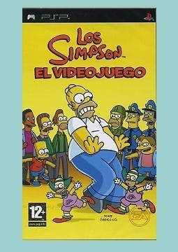 Simpsons,Los (El Videojuego)