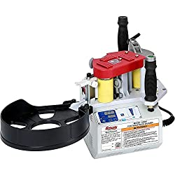 top 10 portable edgebander Grizzly Industrial G0825 – Portable Edge Banding Machine with Case and Kit