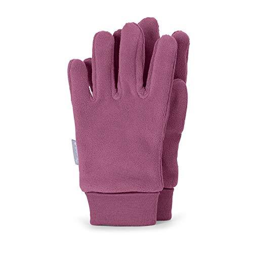 Sterntaler - Mädchen Finger Handschuhe, himbeer - 4331410h, Größe 4