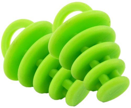 Seattle Sports Universal Kayak Scupper Plugs - Neon Green
