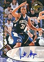 Jarrett Stephens autographed Basketball Card (Penn State) 2000 Press Pass Rookie - Autographed College Cards