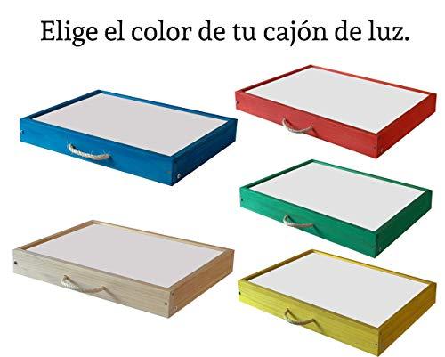 caja de luz para niños