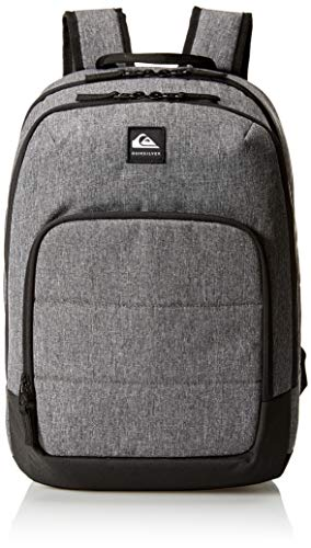 Quiksilver Men's BURST II BACKPACK, light grey heather, 1SZ