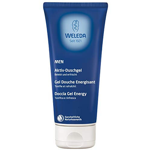 Weleda Activerende Douchegel voor De Man, 200 ml