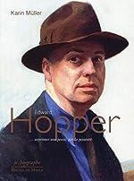 Edward Hopper - Exprimer une pensée par la peinture de Karine Muller