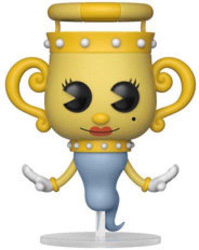 Funko Pop!- Games: Cuphead Legendary Chalice Figura de Vinilo (26969)