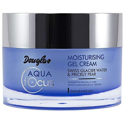Douglas Aqua Focus Moisturising Snow Mask - Swiss Glacier Water & Prickly Pear - Feuchtigkeitsmaske - for dehydrated skin - 50 mL