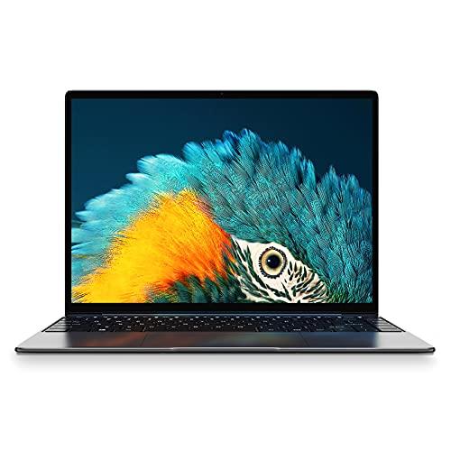 CHUWI Ordenador Portátil,GemiBook Pro 14 Pulgadas 3: 2 IPS Laptop 2160*1440 Windows 10 Notebook,Celeron J4125 8GB RAM +256GB SSD,WiFi 6,Type-C,USB 3.0,Admite Doble Expansión SSD hasta 1T(8GB)