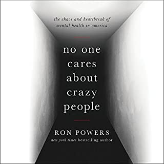 No One Cares About Crazy People audiobook cover art