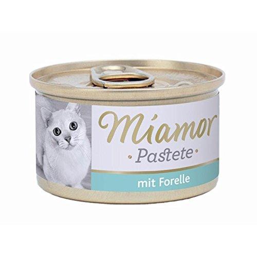 24er Pack Miamor Pastete Forelle 85g