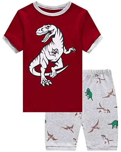 Dolphin&Fish Boys Short Pajamas…