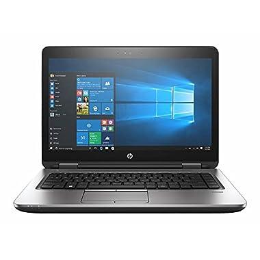 HP ProBook 640 G2 Business Laptop, 14″ FHD (1920 x 1080), 6th Gen Intel Core i5-6300U, 8GB RAM, 512GB SSD, Webcam, Windows 10 Pro (Renewed)