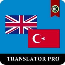 Turkish English Translator Pro