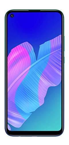 Huawei P40 Lite e - Smartphone 6.39' 4Gb/64Gb Dual Sim, Blu (Aurora Blue)