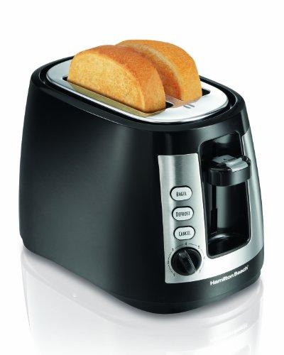 Hamilton Beach 2 Slice Extra Wide Slot Toaster with...